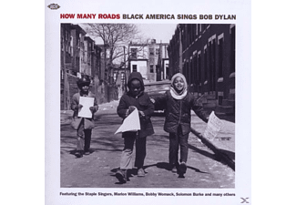 VARIOUS - How Many Roads- Black America Sings Bob Dylan - (CD)