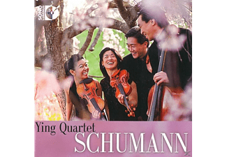 The Ying Quartet, VARIOUS - Streichquartette 1-3 - (Blu-ray Audio)