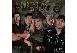 The Paperboys - Live At Stockfisch Studio [CD]