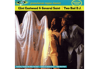 Clint Eastwood - Two Bad Dj - (CD)