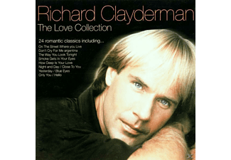 Richard Clayderman - Love Collection - (CD)