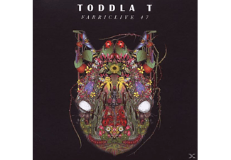Toddla T - Fabric Live 47 - (CD)