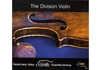 Ensemble Schirokko Hamburg - The Division Violin-Part 1 - (CD)