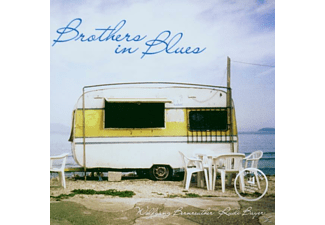 Bernreuther, Wolfgang / Bayer, Rudi - Brothers In Blues [CD]