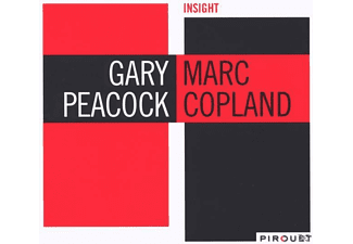Peacock, Gary / Copland, Marc - Insight - (CD)