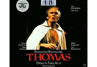 Hynninen, Einojuhani Rautavaara, Lindroos - Thomas-Opera In Three Acts - (CD)
