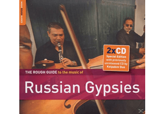 VARIOUS - Rough Guide To The Music Of Russian Gypsies - (CD)