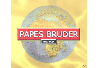 Papes Brüder - Brd-Pop - (CD)