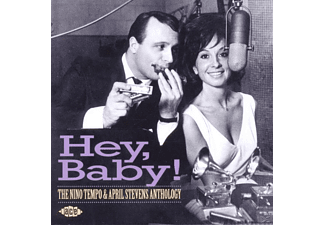 Nino Tempo & April Stevens - Hey, Baby!the Nino Tempo & April Stevens Anthology - (CD)