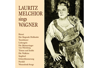 Lauritz Melchior, VARIOUS - Wagner - (CD)