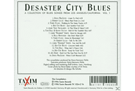 VARIOUS - Desaster City Blues-Vol.1 [CD]