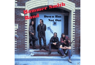 "Chris ""hammer"" Smith - Down But Not Out - (CD)"