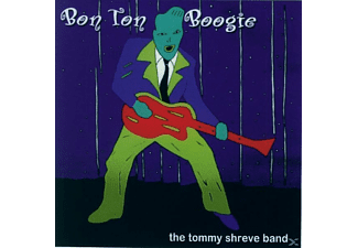 Bon Ton Boogie - Shreve Band,Tommy - (CD)