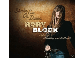 Rory Block - Shake 'Em On Down-A Tribute - (CD)