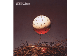Jackmaster - Fabric Live 57 - (CD)