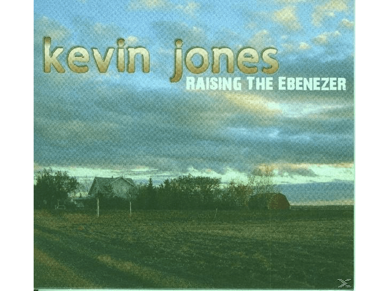 Kevin Jones - Raising The Ebenezer [CD]