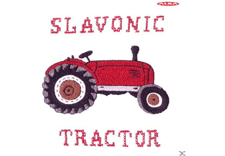 Slavonic Tractor - Slavonic Tractor - (CD)