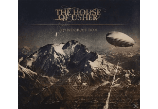 The House Of Usher - Pandora's box - (CD)