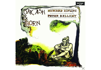 Peter Bellamy - Oak,Ash And Thorn - (CD)