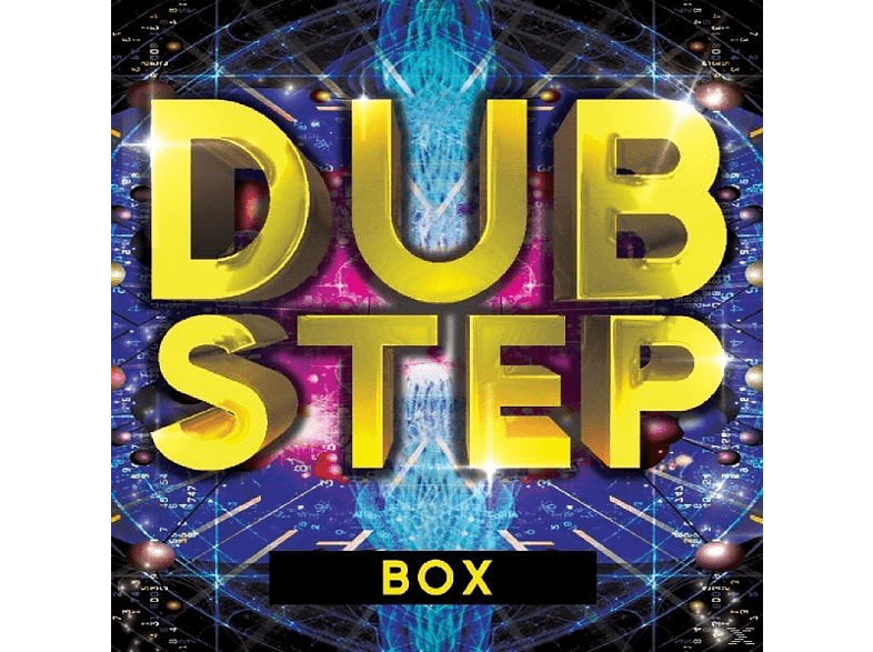 VARIOUS - Dubstep Box [CD]