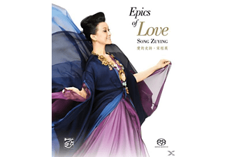 Zuying Song - Epics Of Love - (SACD Hybrid)