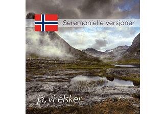 Norw.Armed Forces/Schola Cantorum - Ja,vi elsker - (CD)