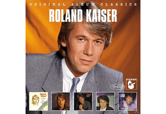 Roland Kaiser - Original Album Classics Vol. I - (CD)