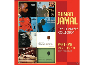 Ahmad Jamal - The Complete Collection: 1951 - (CD)