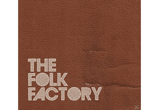 The Folk Factory - The Folk Factory [CD]
