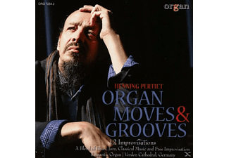 Henning Pertiet - Organ Moves & Grooves-12  Improvisations - (CD)