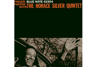 Horace Silver - FINGER POPPIN (RVG) - (CD)