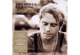 Johannes Oerding - Erste Wahl-Deluxe Edition - (CD EXTRA/Enhanced)