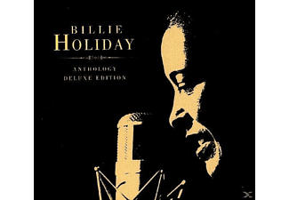 Billie Holiday - Anthology Deluxe Edit - (CD)