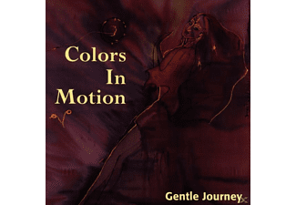 Colors In Motion - Gentle Journey - (CD)
