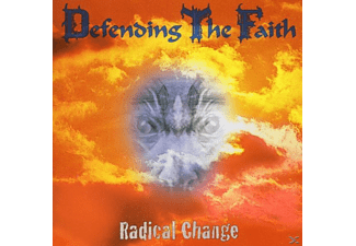 Radical Cange - Defending Of The Faith - (CD)