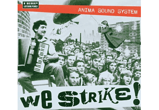 Anima Sound System - We Strike! - (CD)
