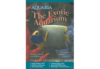 The Exotic Aquarium - (DVD)