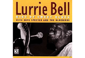 Lurrie Bell - Kiss Of Sweet Blues - (CD)