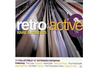 VARIOUS - retro:active vol.6 - (CD)
