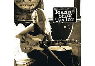Joanne Shaw Taylor - Diamonds in the Dirt - (CD)