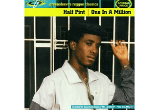 Half Pint - One In A Million - (CD)