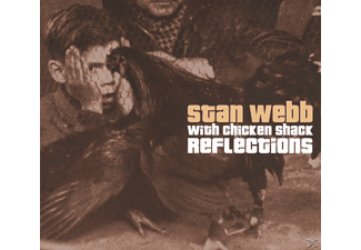 Stan's Chicken Shack Webb - Reflections With Chicken Shack - (CD)