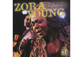 Zora Young - Tore Up From The Floor Up - (CD)