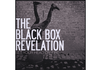 The Black Box Revelation - Set Your Head On Fire CD