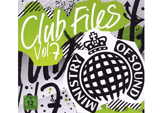 VARIOUS - Club Files Vol.7 (2 Cd+Dvd) - (DVD)