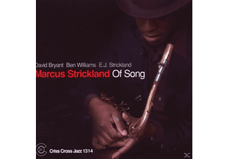 Marcus Stickland - Of Song - (CD)