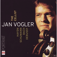 Jan Vogler, L. Güttler, B. Canino, Vsx - Jan Vogler-The Cellist [CD]