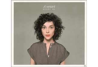 ST. VINCENT - Marry Me - (CD)