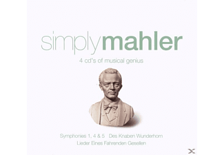 VARIOUS - Simply Mahler - (CD)