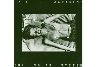 Half Japanese - Our Solar System - (CD)